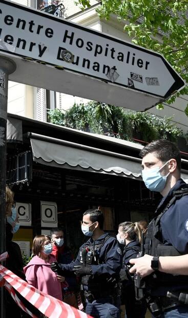 Image principale de l'article Un homme tué par balles  à Paris, tireur en fuite