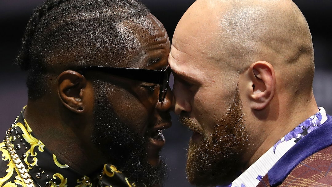BOX-SPO-DEONTAY-WILDER-V-TYSON-FURY---LOS-ANGELES-PRESS-CONFEREN