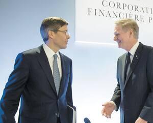 Corporation Financière Power