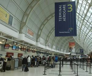 Aéroport Toronto