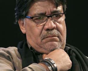 L'écrivain chilien Luis Sepulveda en 2010