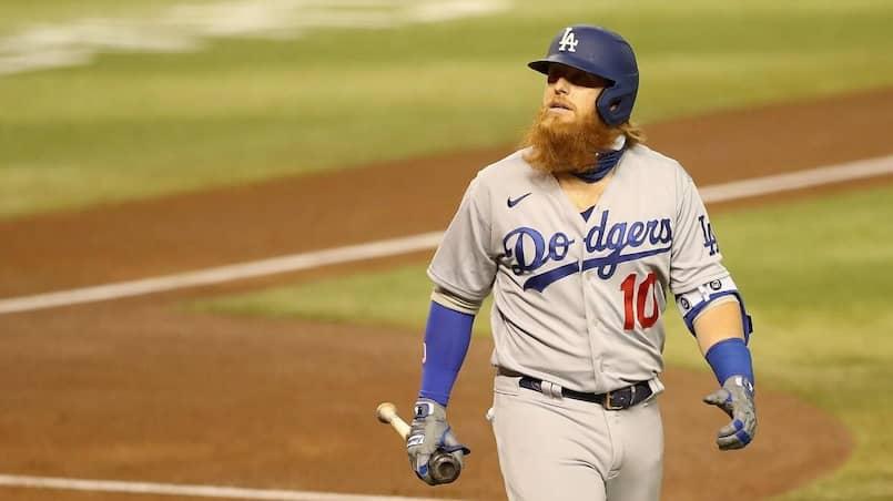 Quarantaine durant les séries: un joueur des Dodgers mécontent