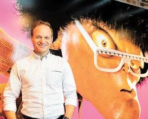 Denis Doré, cofondateur de Squeeze, estime que le confinement ne retardera pas leurs productions.