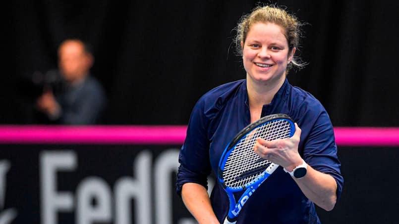 Kim Clijsters devance son retour