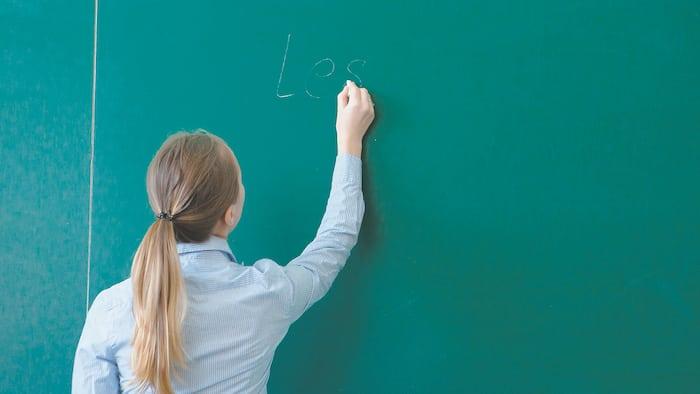 «On s'est aperçu pendant cette crise que les enseignants faisaient un travail vraiment important dans nos vies.»