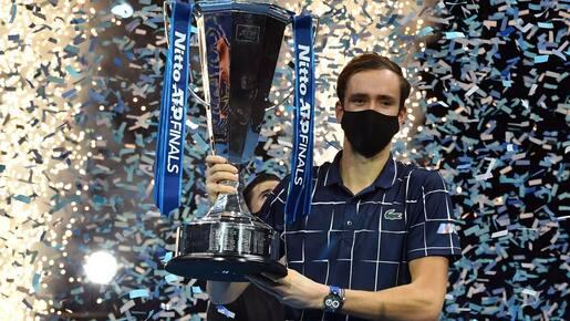 ATP: Medvedev se rapproche de la troisième place