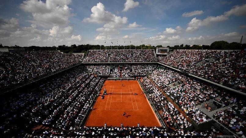 Roland-Garros limité à 1 000 spectateurs