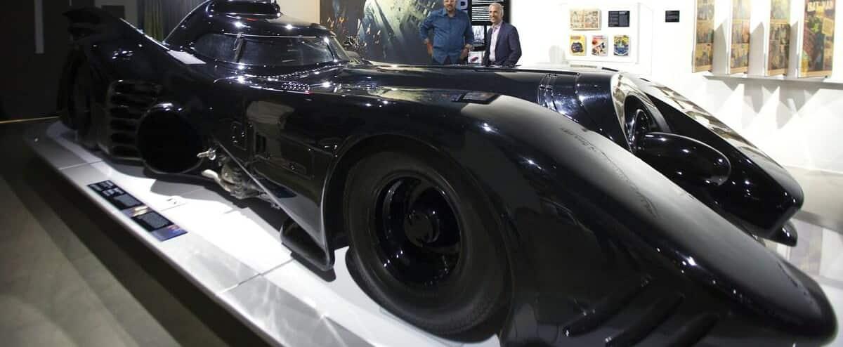 La Batmobile russe envoyée à la fourrière