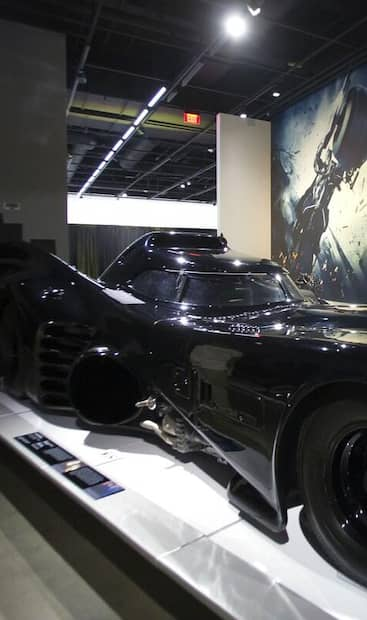 Image principale de l'article La Batmobile russe envoyée à la fourrière