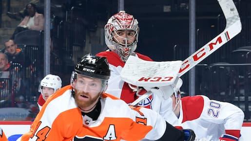 Canadiens-Flyers: les dates sont connues