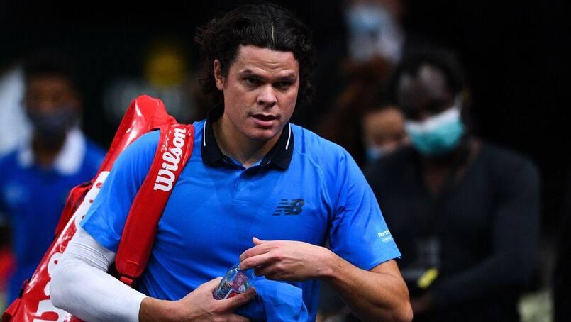 Raonic et Nadal freinés en demi-finales à Paris