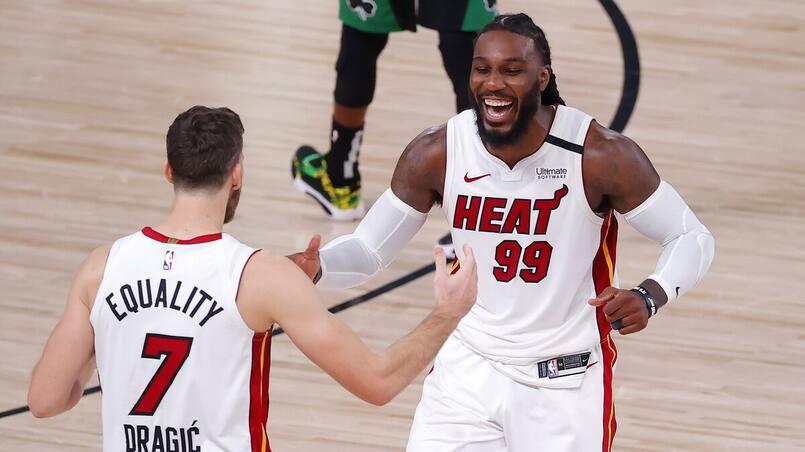 Le Heat réussit une remontée spectaculaire