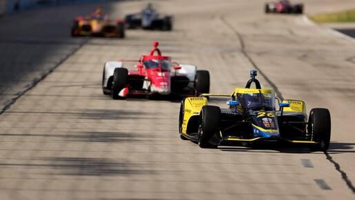 COVID: l'IndyCar annule sa course prévue en juillet à Toronto