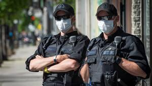 Image principale de l'article La police déployée dans les bars et restos