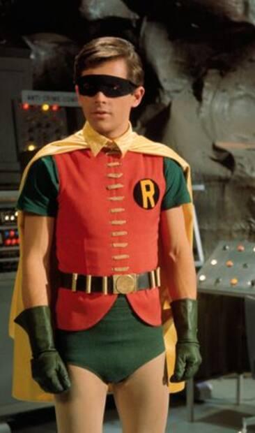 Image principale de l'article Le Robin des années 60 a dû se rétrécir le paquet