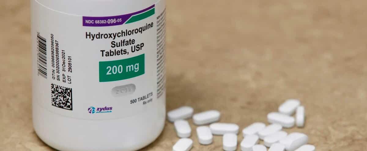 L'OMS met fin à ses essais cliniques sur l'hydroxychloroquine