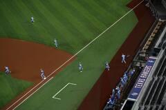 Baseball: la Série mondiale disputée devant un public