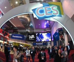 Le Consumer Electronics Show.