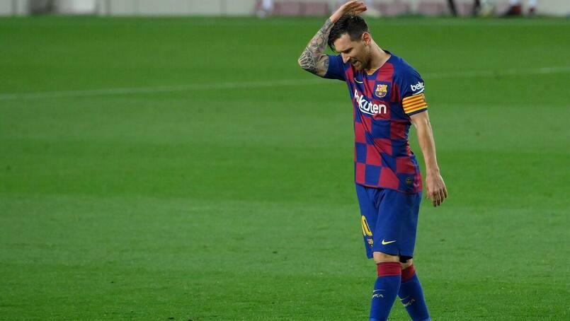 Le cri du coeur de Lionel Messi