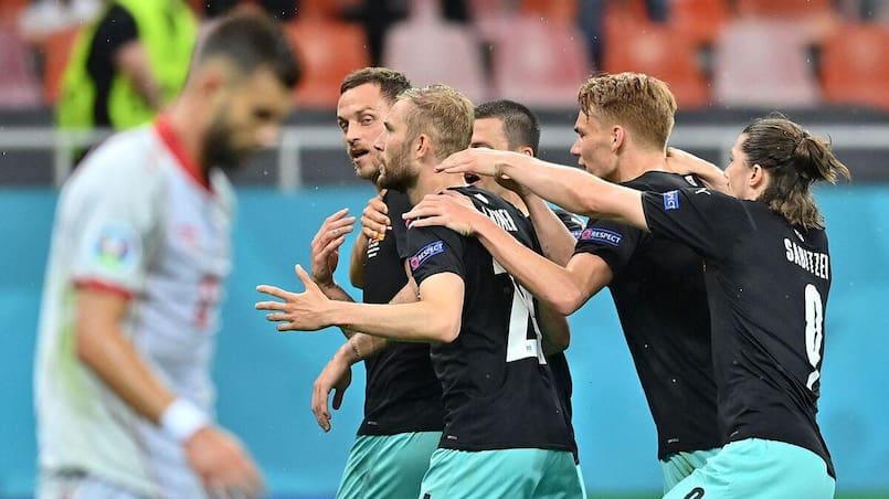 L'Autriche se sort du piège macédonien