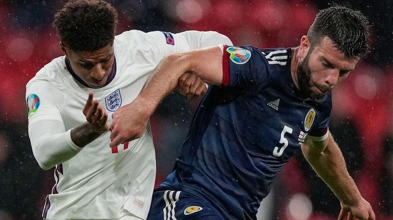 L'Angleterre patine contre l'Écosse