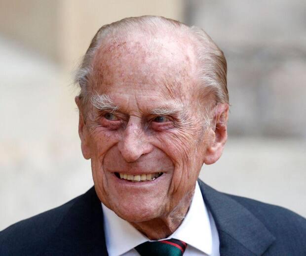 Image principale de l'article Le prince Philip a rendu l'âme à 99 ans