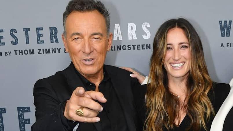 La fille de Bruce Springsteen sera des Jeux de Tokyo