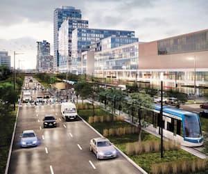 Tramway secteur ouest