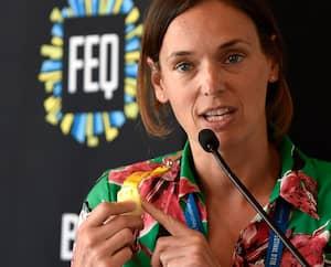 Samantha McKinley, Directrice des comm. du FEQ