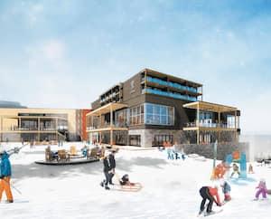 Le Club Med du Massif de Charlevoix sera inauguré en décembre 2021, dans la municipalité de Petite-Rivière-Saint-François.