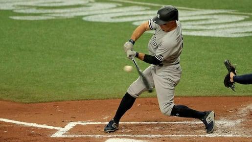 Les Yankees étirent les bras