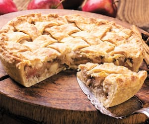 French Apple Pastry