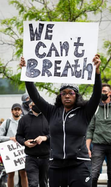 Image principale de l'article EN IMAGES | Rassemblement contre le racisme
