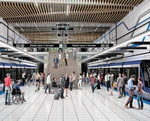 Le BAPE continue d'examiner le projet de tramway de Québec sous toutes ses coutures.
