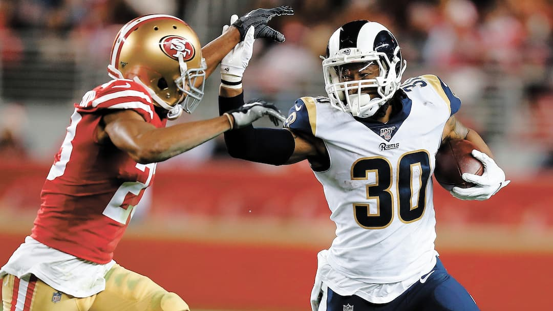 FBN-SPO-LOS-ANGELES-RAMS-V�SAN-FRANCISCO-49ERS