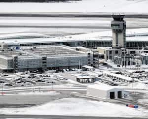 aeroport Jean Lesage