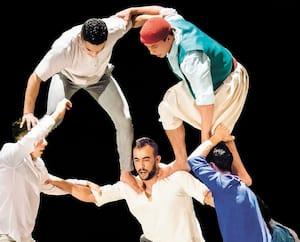 C'est en 2004 que le Groupe acrobatique de Tanger a vu le jour, au Maroc. La troupe en sera à son premier passage au Canada.
