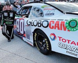 Alex Labbé renouera avec l'anneau de vitesse de Daytona le mois prochain en série NASCAR XFinity.