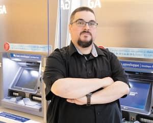 Le «pirate informatique éthique» de GoSecure Laurent Desaulniers a déjoué la cybersécurité d'organismes publics et privés.