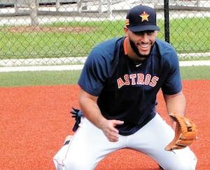 Camp Astros de Houston