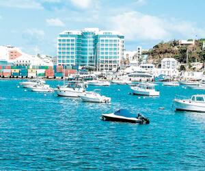 Une bonne partie des transactions financières de l'industrie de la location d'avions passe par des paradis fiscaux, comme les Bermudes.