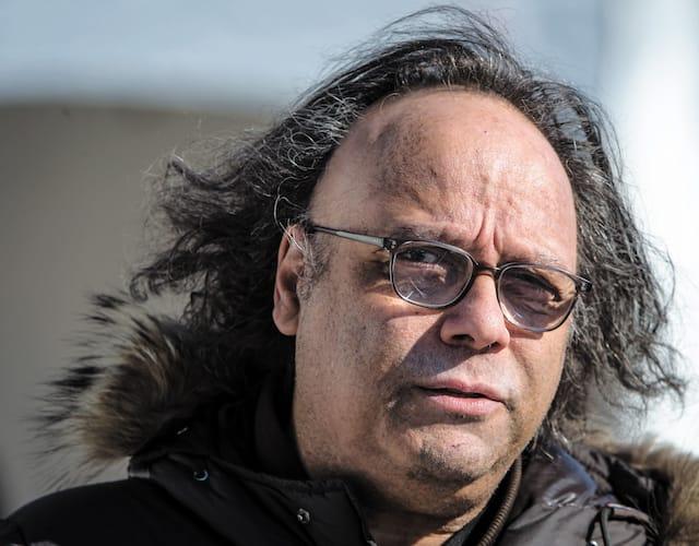 L'animateur et auteur Josélito Michaud.
