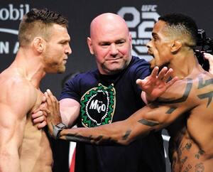 Le grand patron de l'UFC, Dana White, fait comme si les problèmes liés au conoravirus n'existaient pas.