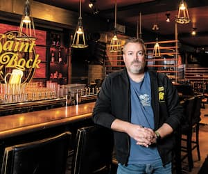 Martin Guimond, le propriétaire du Saint-Bock estime qu'il devra essuyer des pertes d'au moins 150000$ pour les deux prochaines semaines.