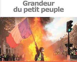 <b><i>Grandeur du petit peuple</i></b><br> Michel Onfray, Éditions Albin Michel, 371 pages
