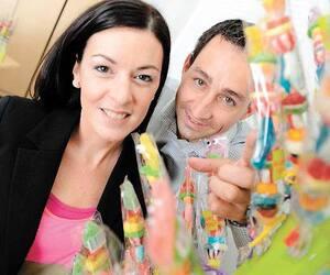 En raison de la COVID-19, les propriétaires de l'enseigne KandJu, Marie-Ève Gladu et François St-Laurent, ont reporté leur projet d'agrandissement.