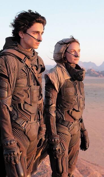 Image principale de l'article «Dune» sortira sur le web aux États-Unis en 2021