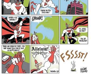 <i>Super Horacio</i> par Philippe Girard