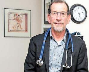 Le Dr Jean Palardy, endocrinologue.