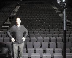Au Diamant, une configuration de 84 sièges respectant la séparation de deux mètres entre les spectateurs ne permettrait pas de présenter des pièces tout en atteignant la rentabilité, juge le directeur général, Bernard Gilbert.